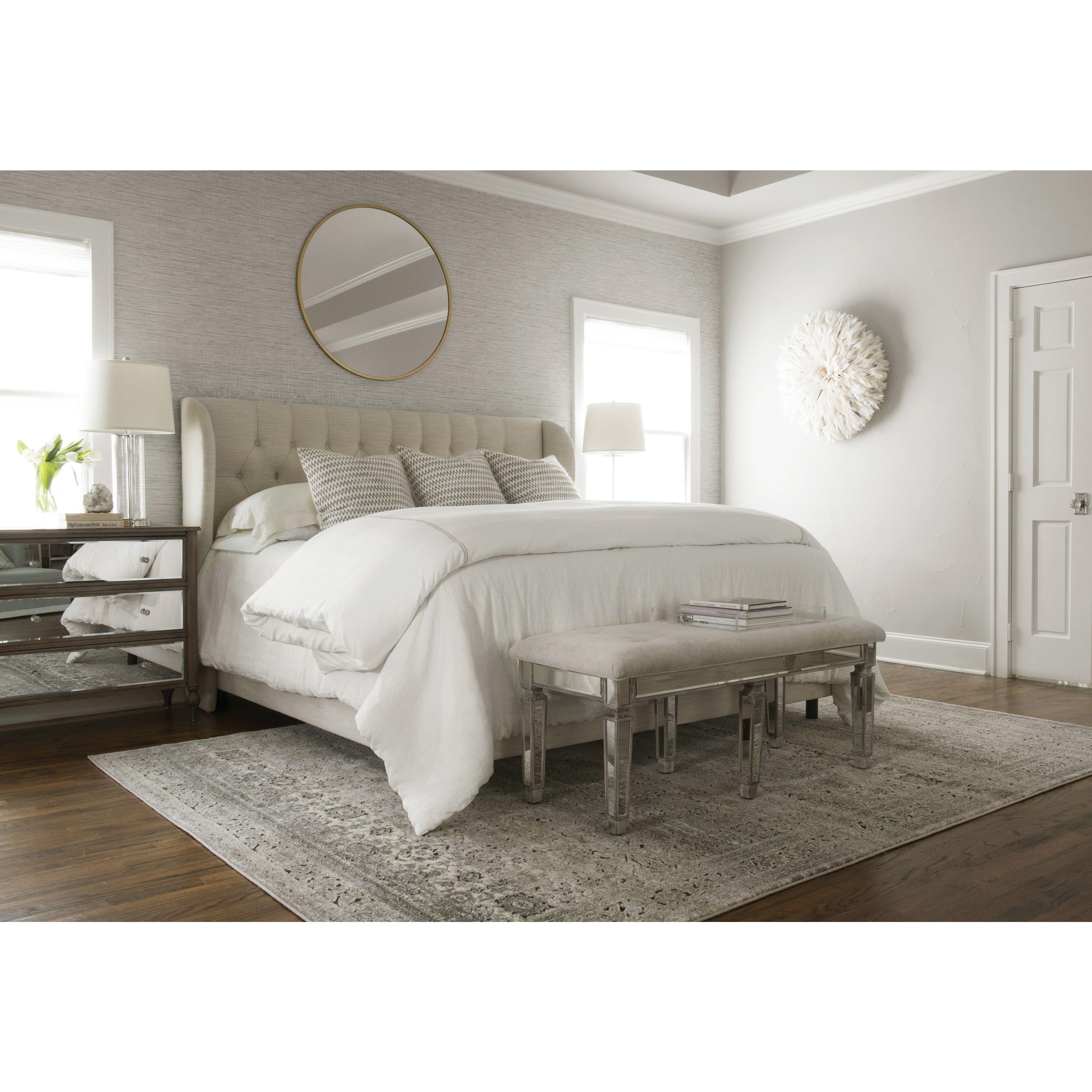 Alexander Home Antique Inspired Vintage Grey/ Brown Distressed Rug ...
