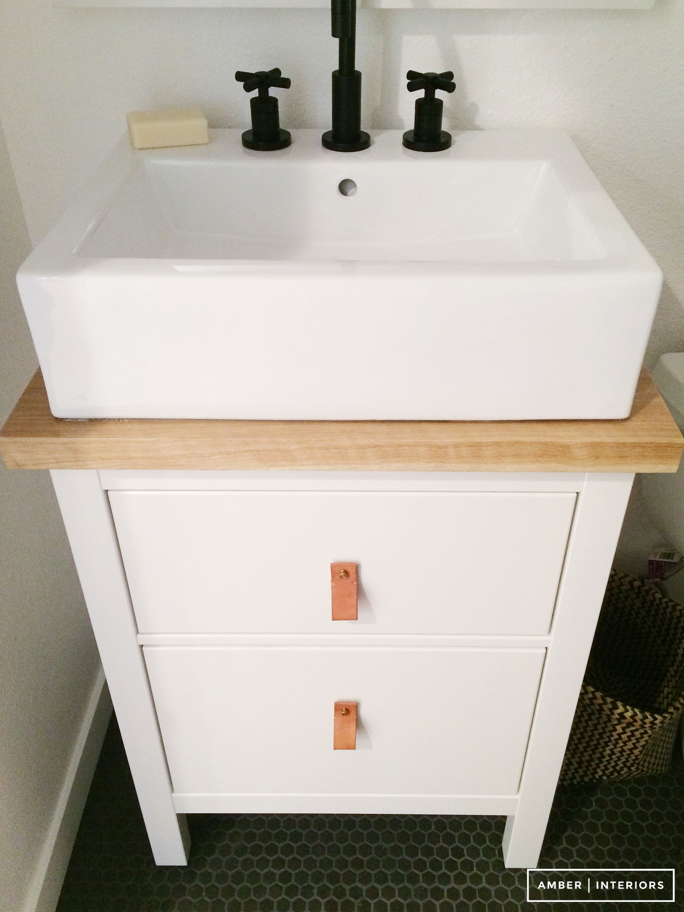 bathroom order graceful sinks sink small organizing