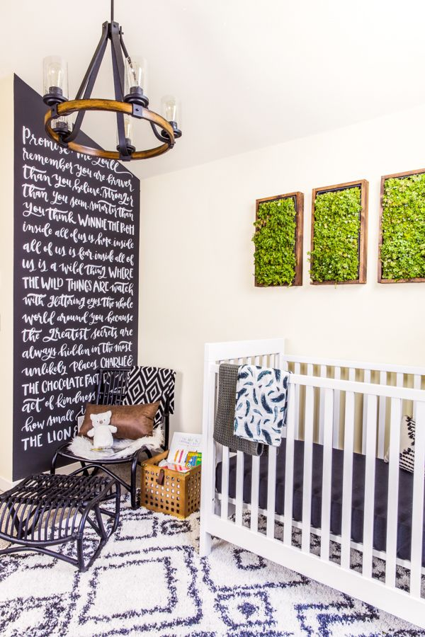 Desiree Hartsock S Nursery Oozes Pacific Northwest Charm Monica From East Coast Creative Injected Cozy Masculine Elements For One Of The Coolest Nurseries