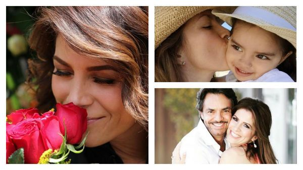 Alessandra Rosaldo en sus 15 fotos más tiernas y familiares
