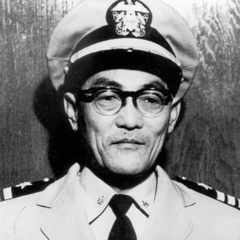 Douglas Wada was recruited for the Naval Intelligence