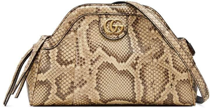 5526215dcc RE(BELLE) python small shoulder bag #gucci #ShopStyle #MyShopStyle click  link for more information
