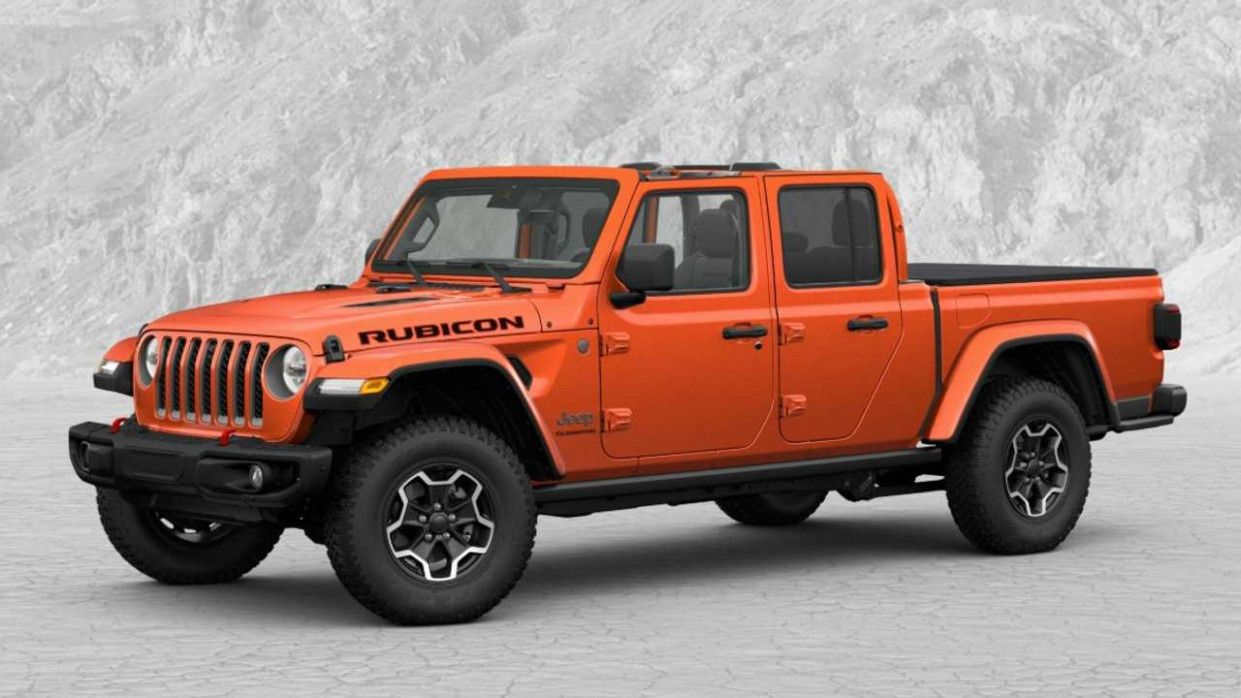 How Much Is The 2020 Jeep Gladiator Pictures Jeep Gladiator Jeep Gladiator