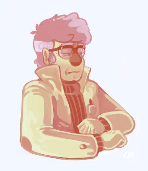 「GF doodle x 4」/「M」の漫画 [pixiv]