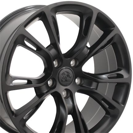20 Inch Rims Fit Jeep Grand Cherokee Jp16 20x8 5 Satin Black Wheel