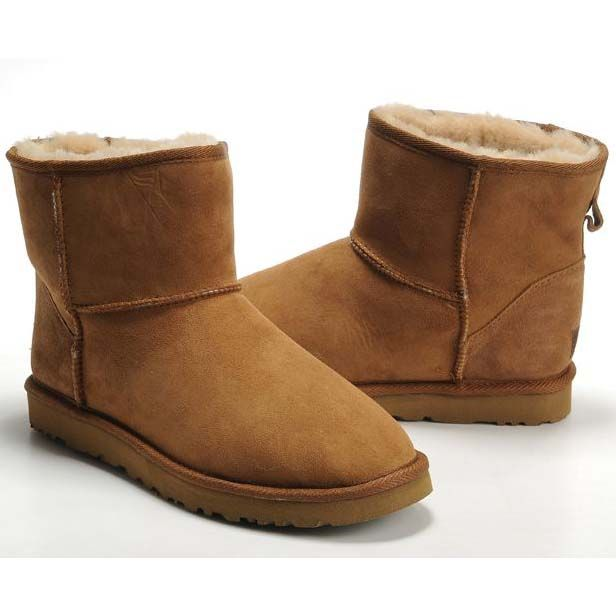 chestnut classic ugg boots