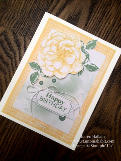 Paper Pumpkin April 2020 Card Ideas April Paper Pumpkin Alternative Ideas | 2019 2020 SU projects