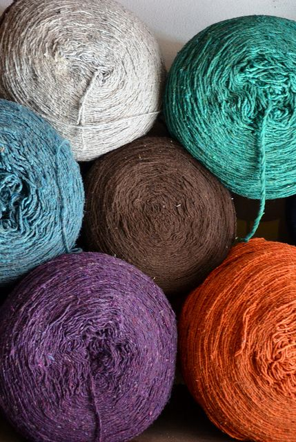 yarn by wood wool stool beautiful color palette for fair isle ...