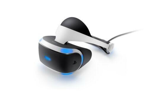 PlayStation VR - GT Sport Bundle PSVR Headset, PS4 camera