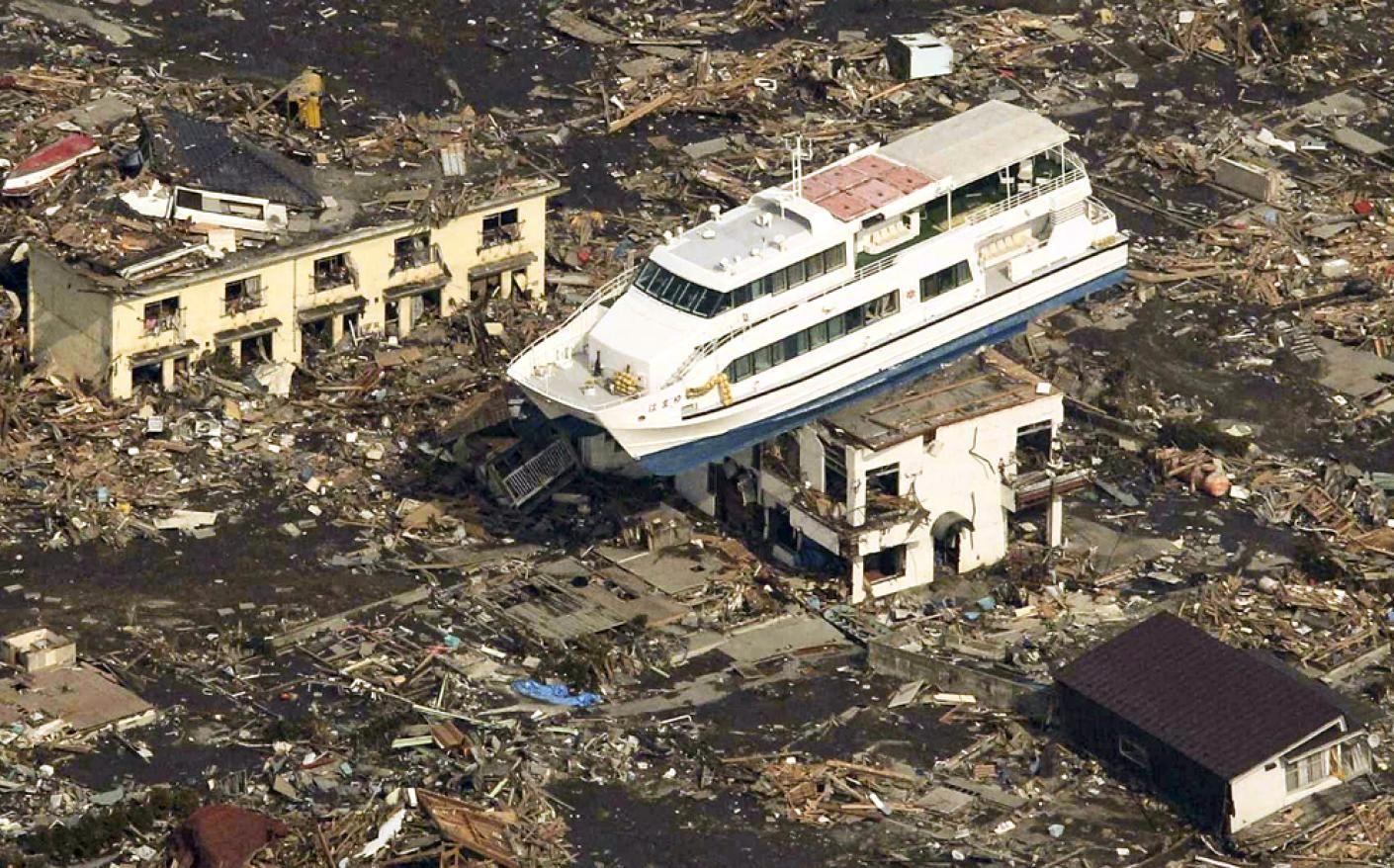 Japan Tsunami: 20 Unforgettable Pictures