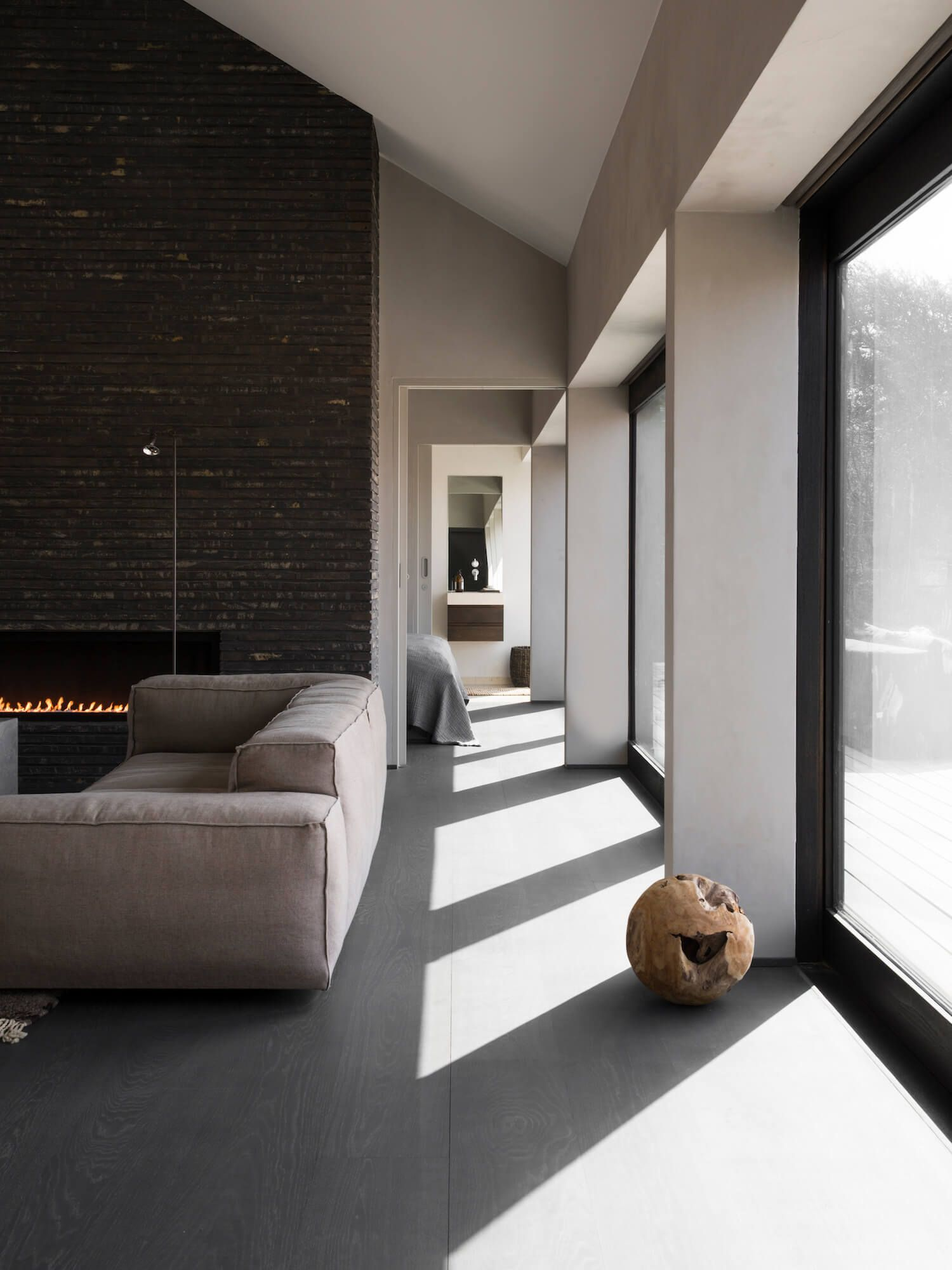 Seaside Abode By Norm Architects #Minimalistdecorparty