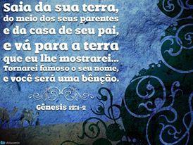 O desejo de Deus é fazer de você uma benção hoje! Bom dia