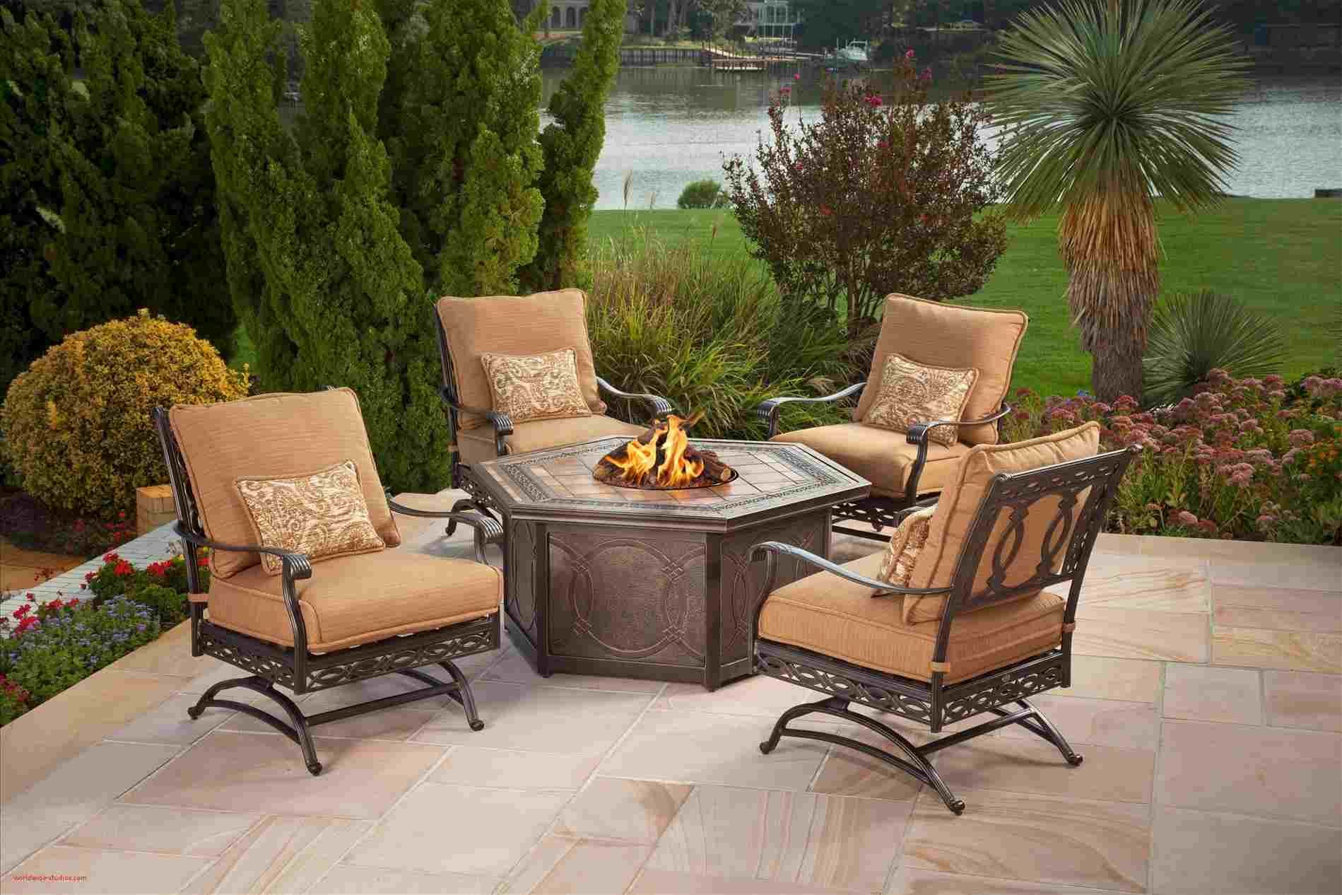 lowes fire pit on sale Small patio furniture, Cheap