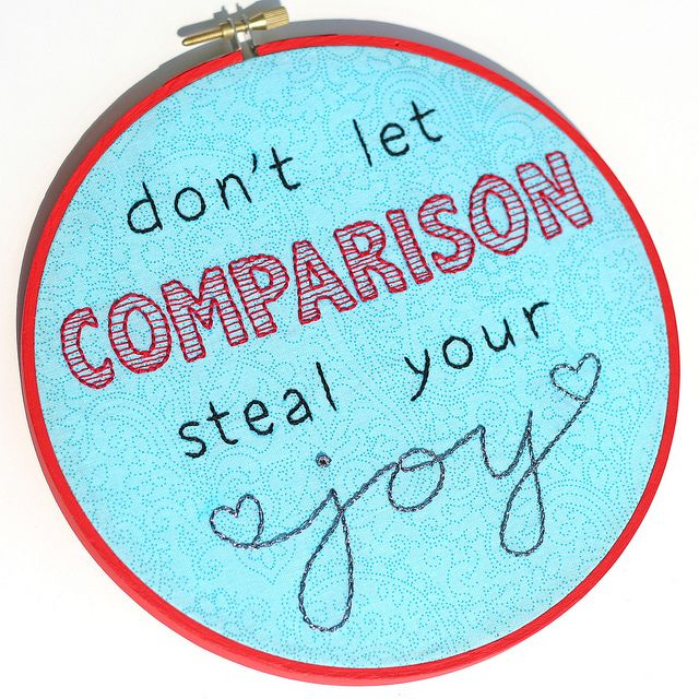 Comparison Embroidery Embroidery, Wise words and Wisdom - comparison template word