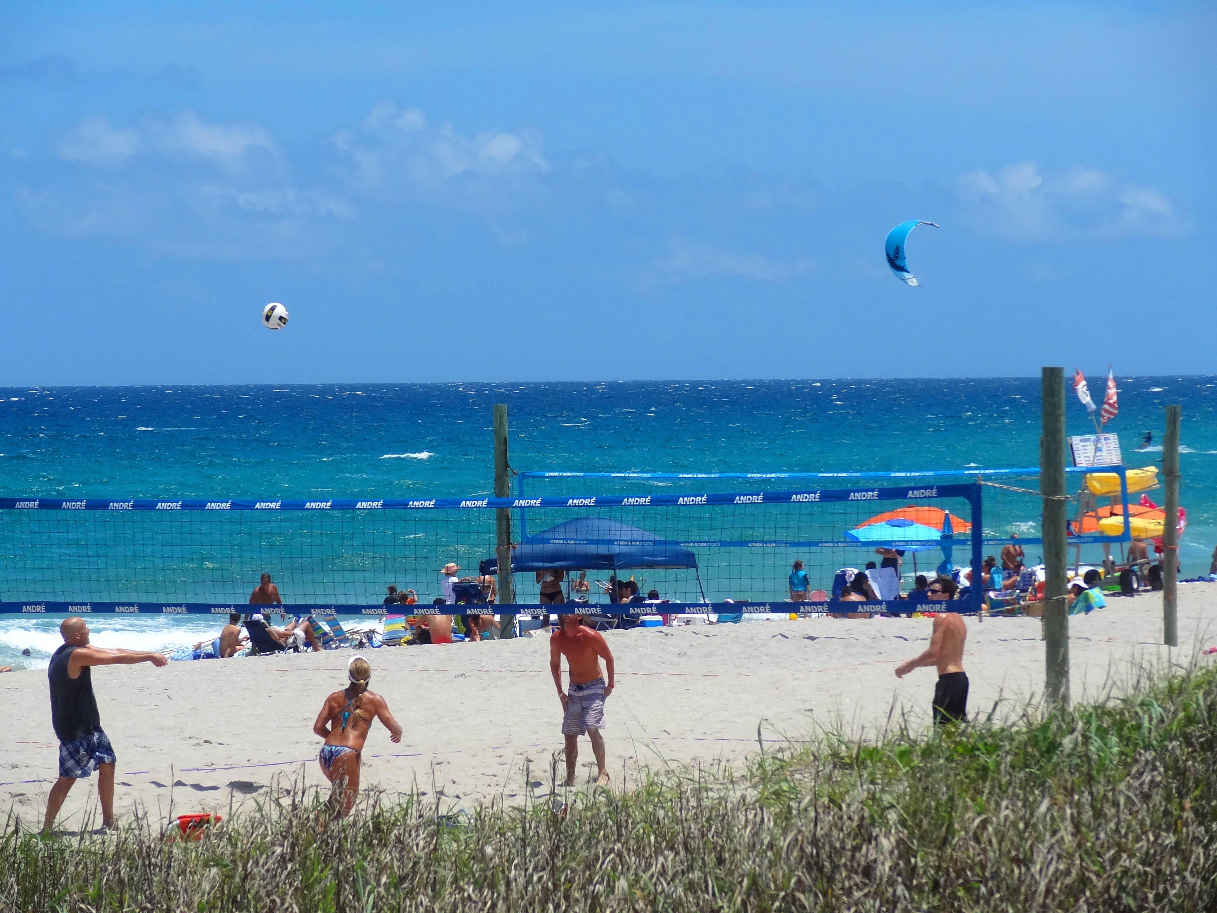 Beach Volleyball Delray Beach Florida Delray Beach Florida Palm Beach County Florida Vacation Rentals