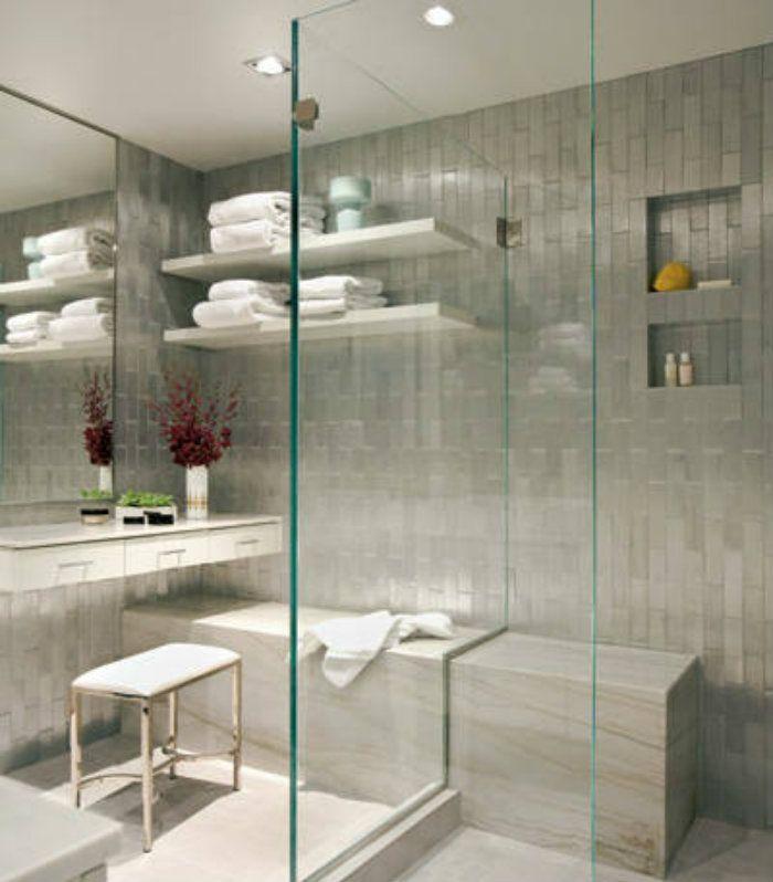 Modernes Badezimmer, das Ideen Ihrer Träume verziert | Moderne ...