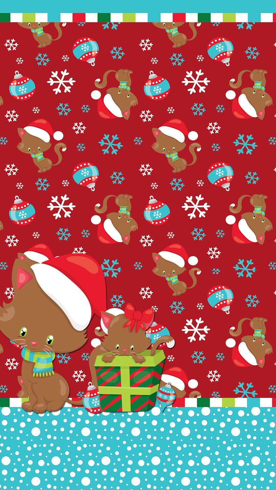 iPhone Wall Christmas tjn Cute christmas wallpaper