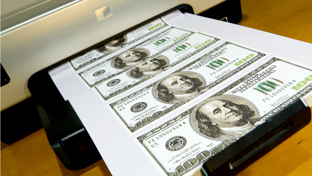 How To Make Fake Money With A Printer
