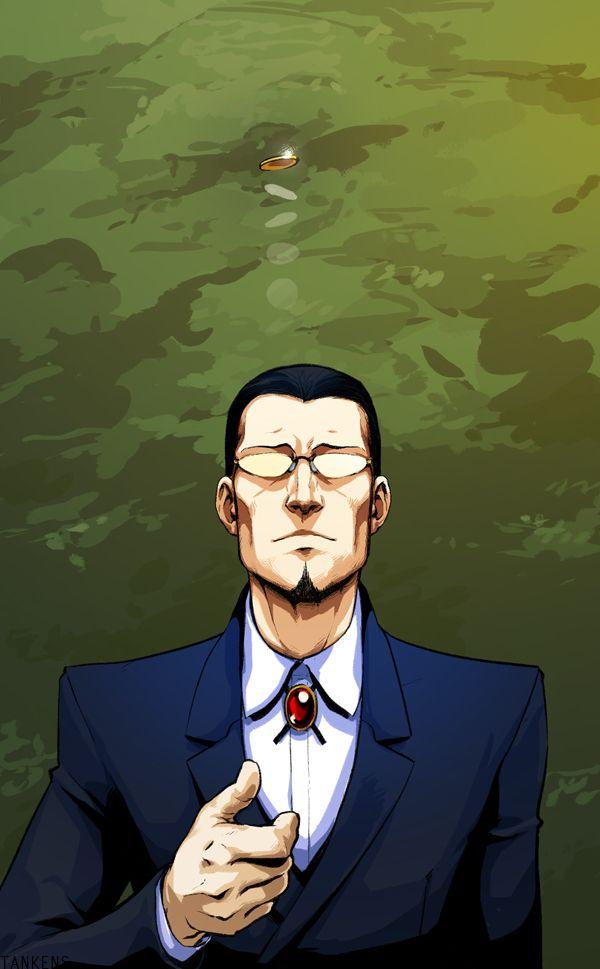 Hxh Gotoh : gotoh, Gotoh, ~Hunter, Hunter, Hunter,, Anime