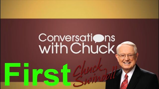 |Insight For Living With Chuck Swindoll Sermons 2015| Get The Big Pictur...