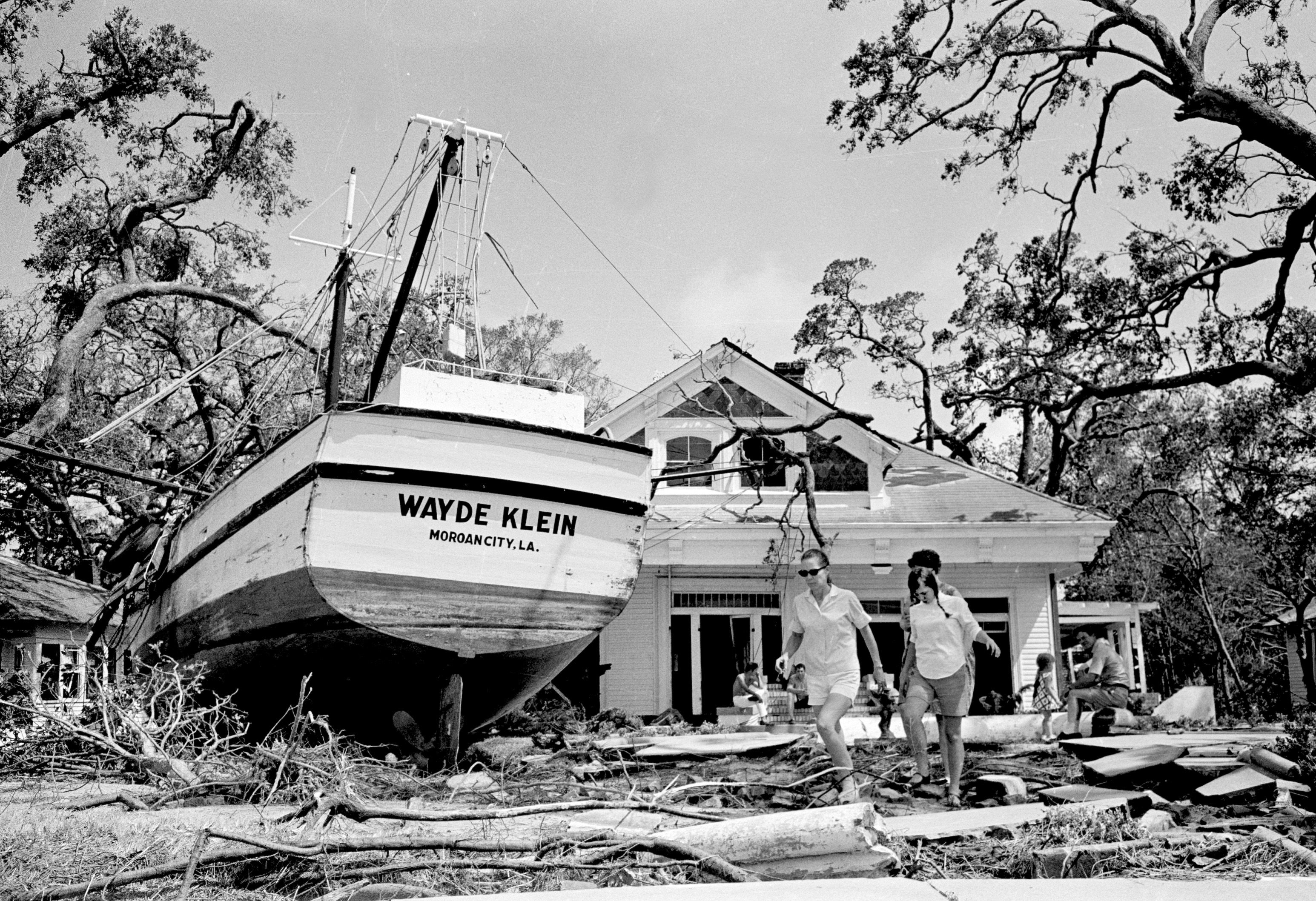 30 Deadliest Hurricanes In American History Hurricane Camille Hurricane Mississippi