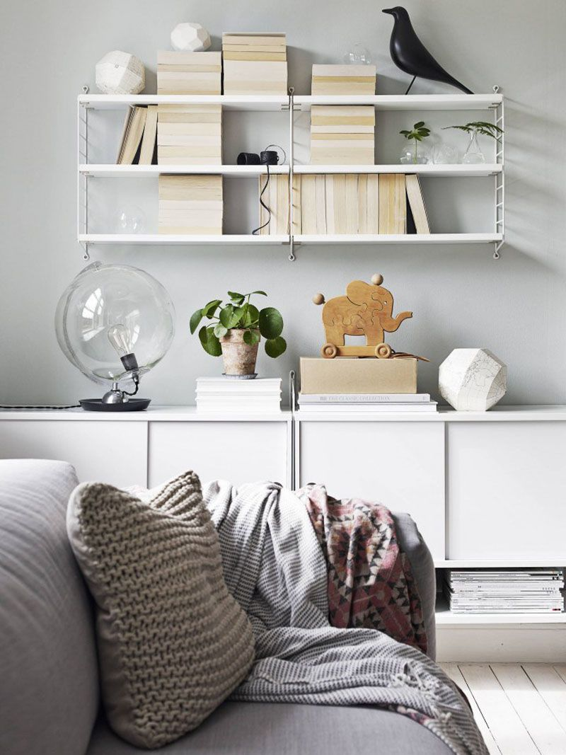 Nordic design makes any flat look stylish and appealing fotos pinterest