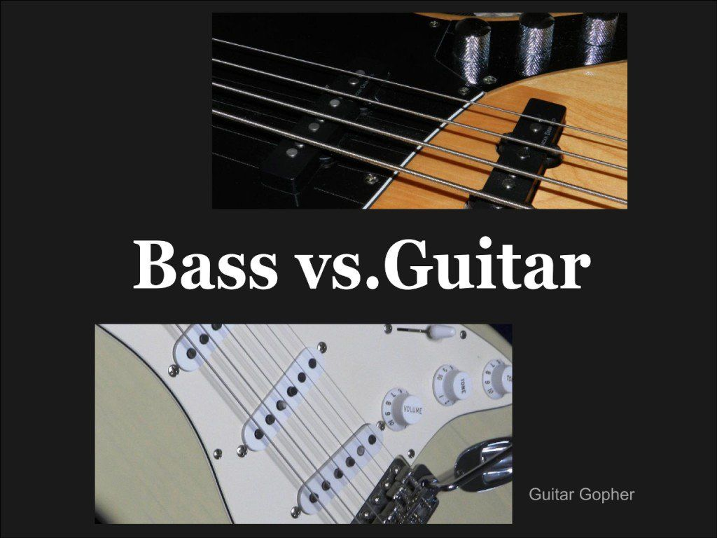 When It Comes To Difference And Difficulty How Do You Compare Bass Vs Guitar This Article Can Help You Decide Which Is A Better Choice Bass Guitar Guitar Bass