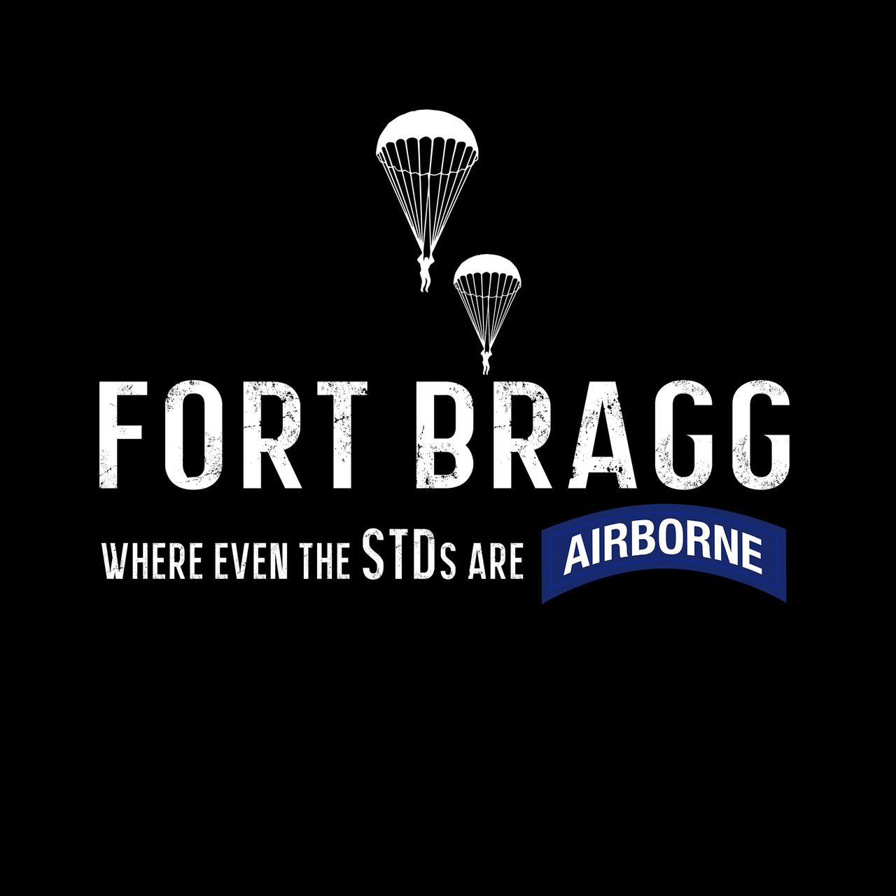 Fort Bragg STD T-Shirt - Art 15 Clothing
