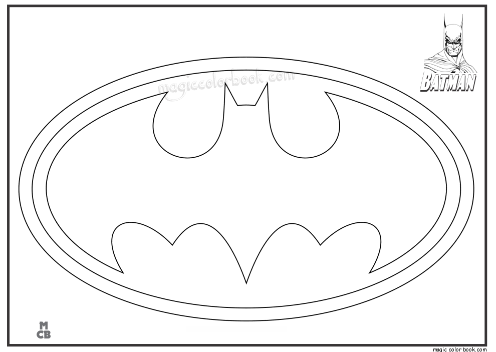 Batman Archives Magic Color Book Coloring Books Batman Coloring Pages Bear Coloring Pages