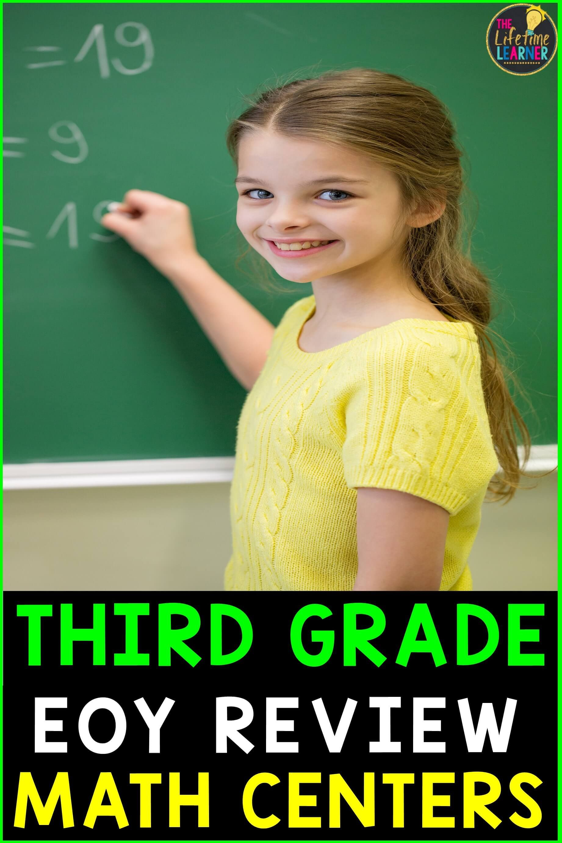 This Blog Post Is About My Ten Favorite Summer Math Games