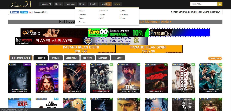 Nonton Film Online Terbaru Cinema XXI adalah situs Nonton