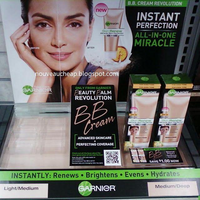 Garnier Skin Renew Miracle Skin Perfector B B Cream 13