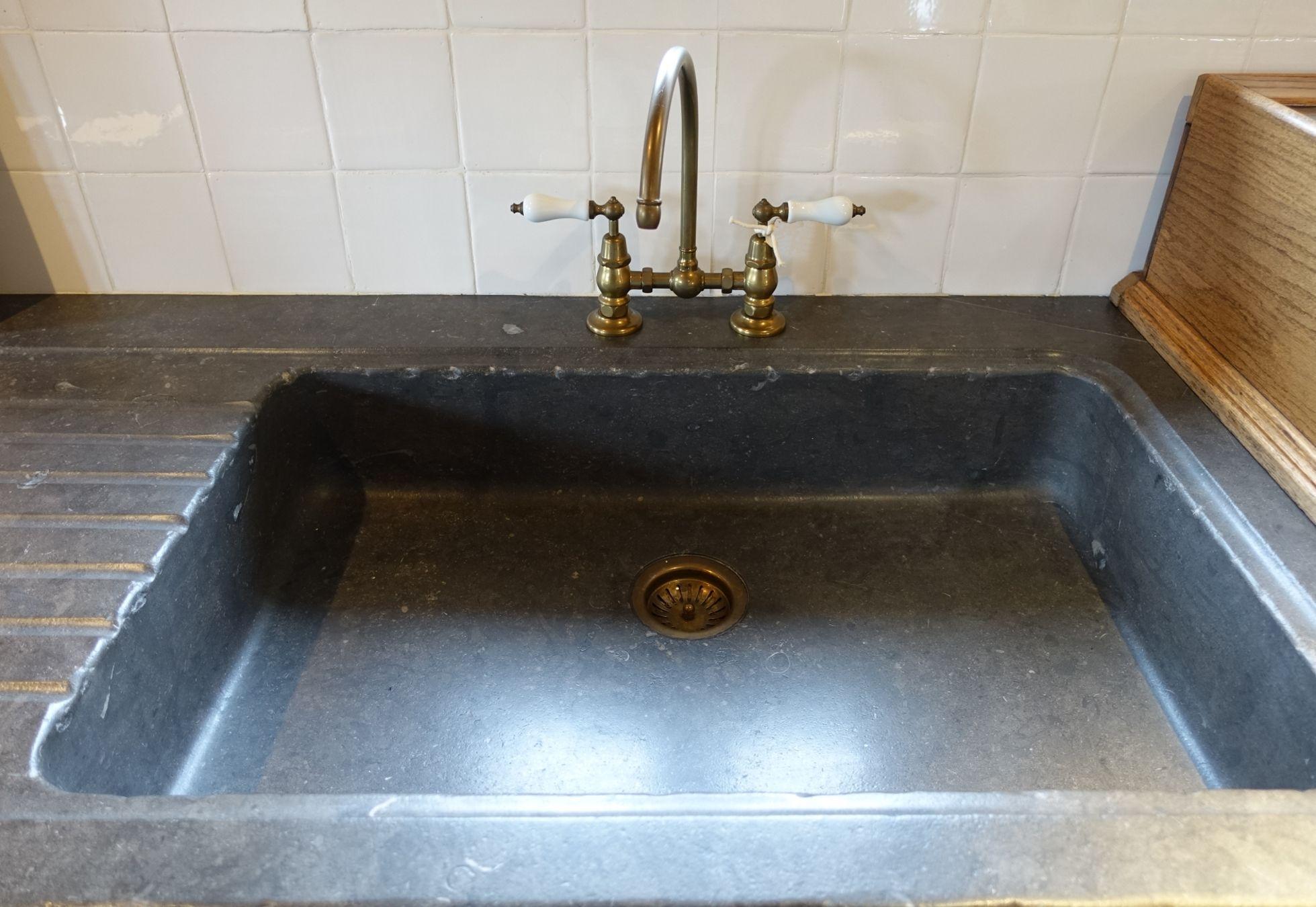 Bildergebnis für belgischer blaustein arbeitsplatte | Küche ...