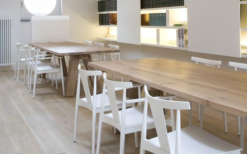 Smile - Colecciones - Andreu World Sillas y mesas de diseño - mesas de diseo