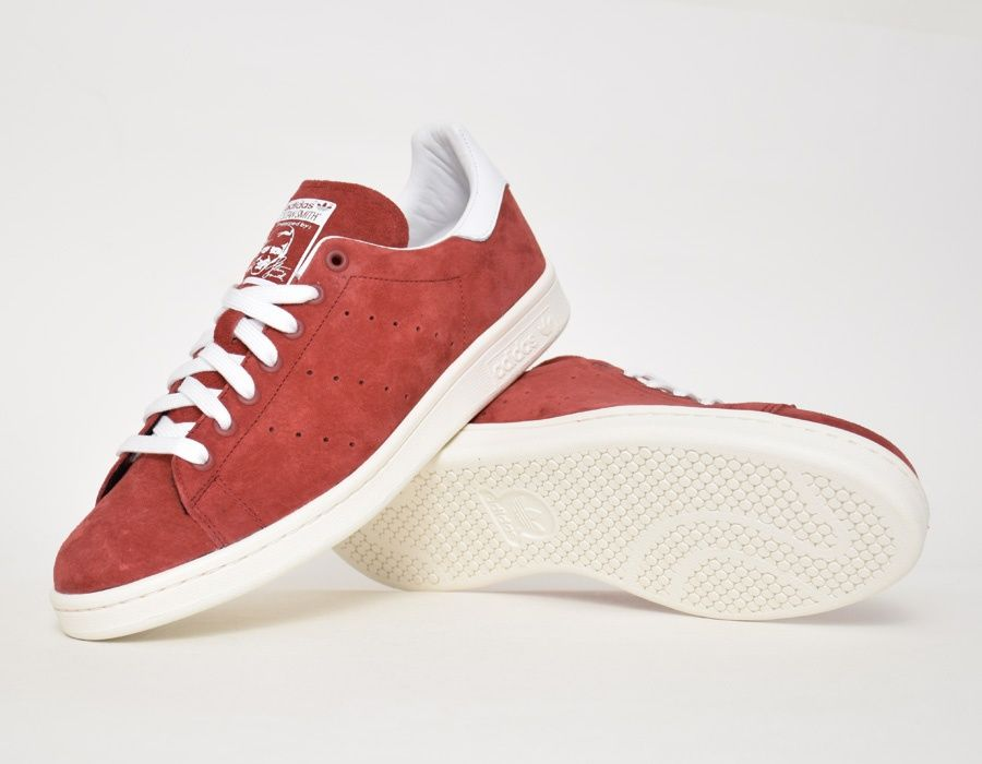 adidas Stan Smith Suede Red #sneakers   Espadrilles rouges
