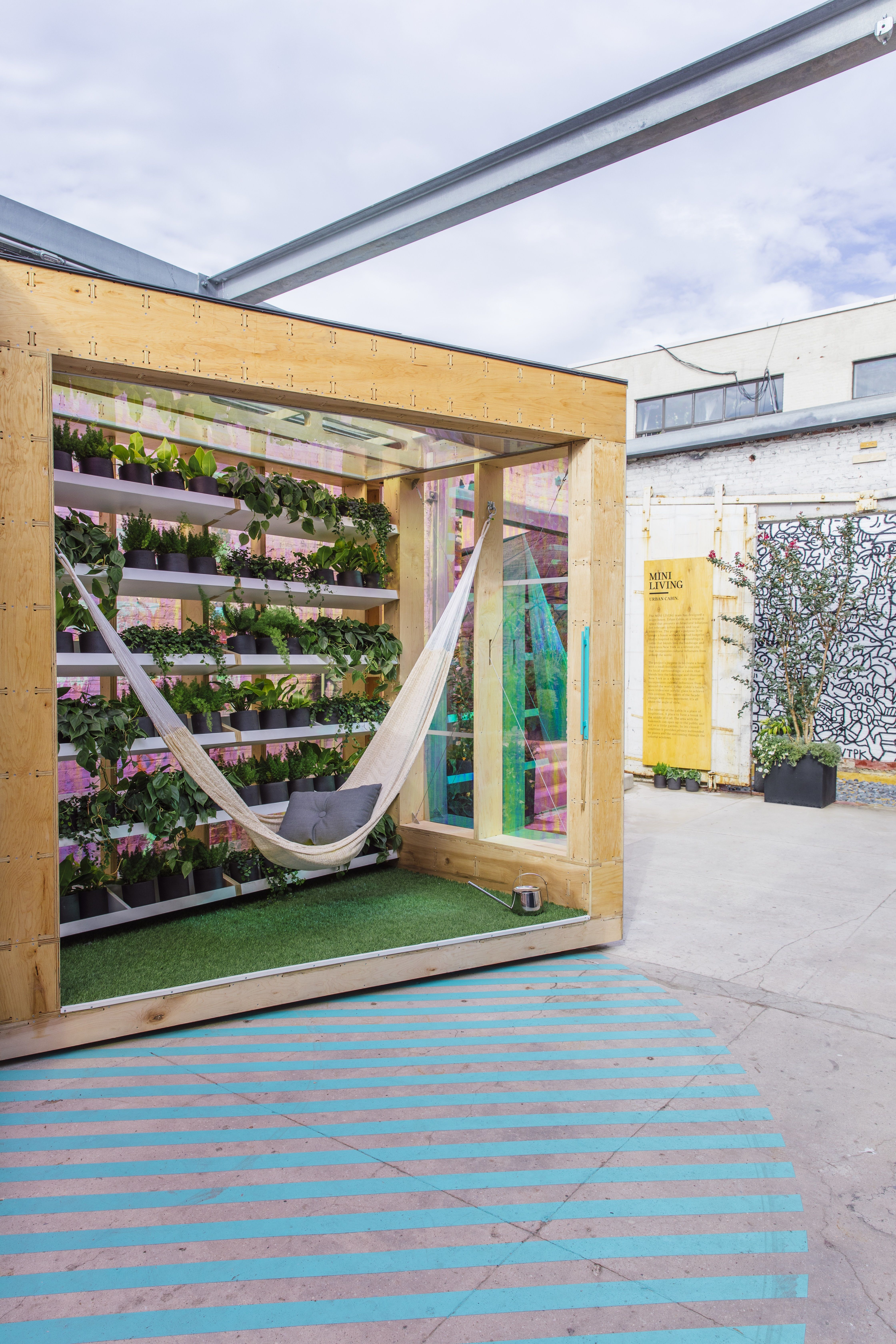 Photo of in this new urban cabin may be our best solution for