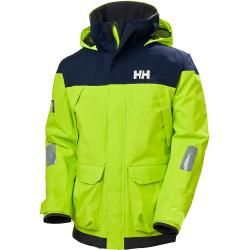 Photo of Helly Hansen Mens Pier Sailing Winter Jacket Green S
