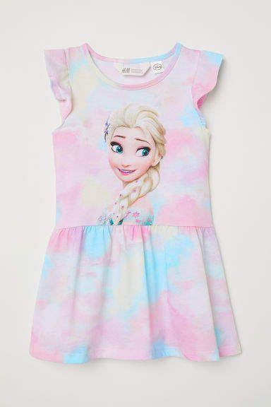 f454eb3a8 Jersey Dress | para bebé niña | Vestidos, Vestido de punto, Vestidos ...