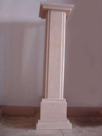 Resultado de imagen para columnas cuadradas  modelos