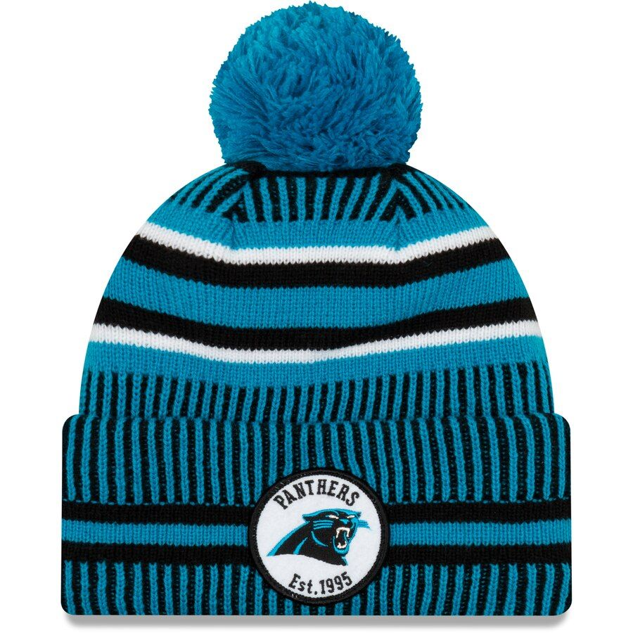 NFL Youth OTS Rickshaw Cuff Knit Cap with Pom