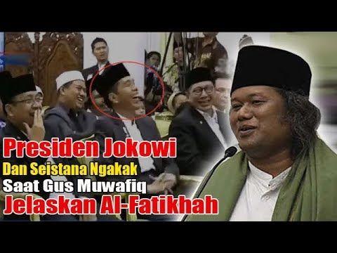 Gus Muwafiq Jelaskan Al Fatikhah Dan K4fir Di Istana Bogor