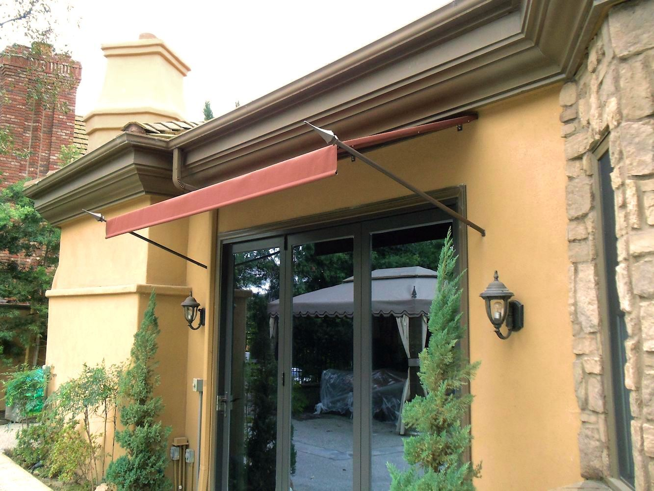 Spear or Scroll Awnings   Awning, Custom awnings ...