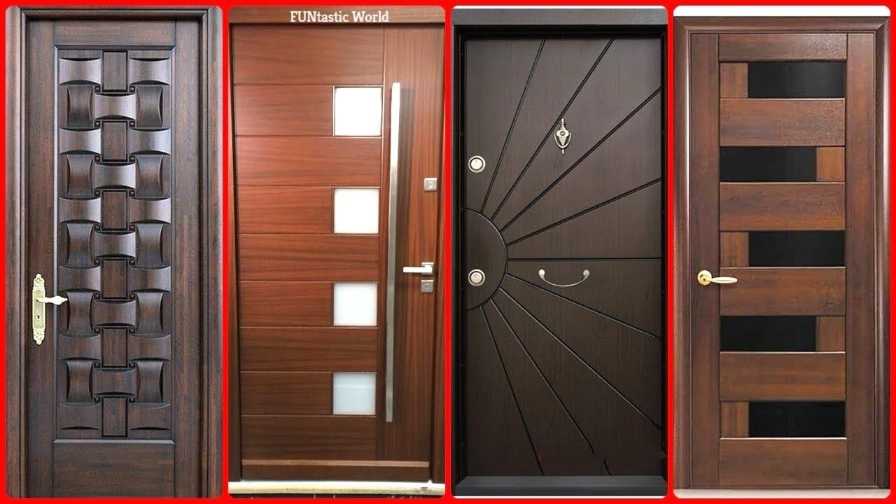 Top Modern Wooden Door Designs For Home 2018 Main Door Design For Rooms House 20180829 Benefits Of Us Wooden Door Design Room Door Design Modern Wooden Doors