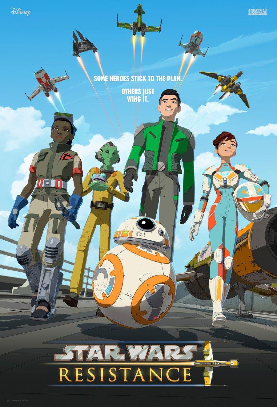 Star Wars Resistance | Series | Pinterest