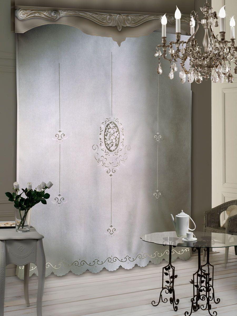 Pin di carmen su cortinas | Tende trasparenti, Ricamo tende ...