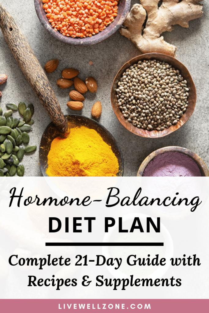 Hormone Balancing Diet Plan: Complete Guide