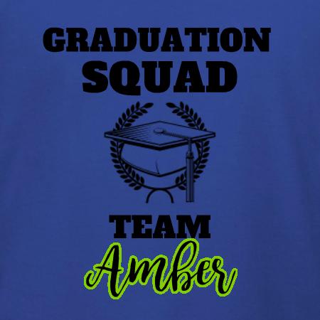 Graduation Shirt for Family Team t-shirt template. Edit ...