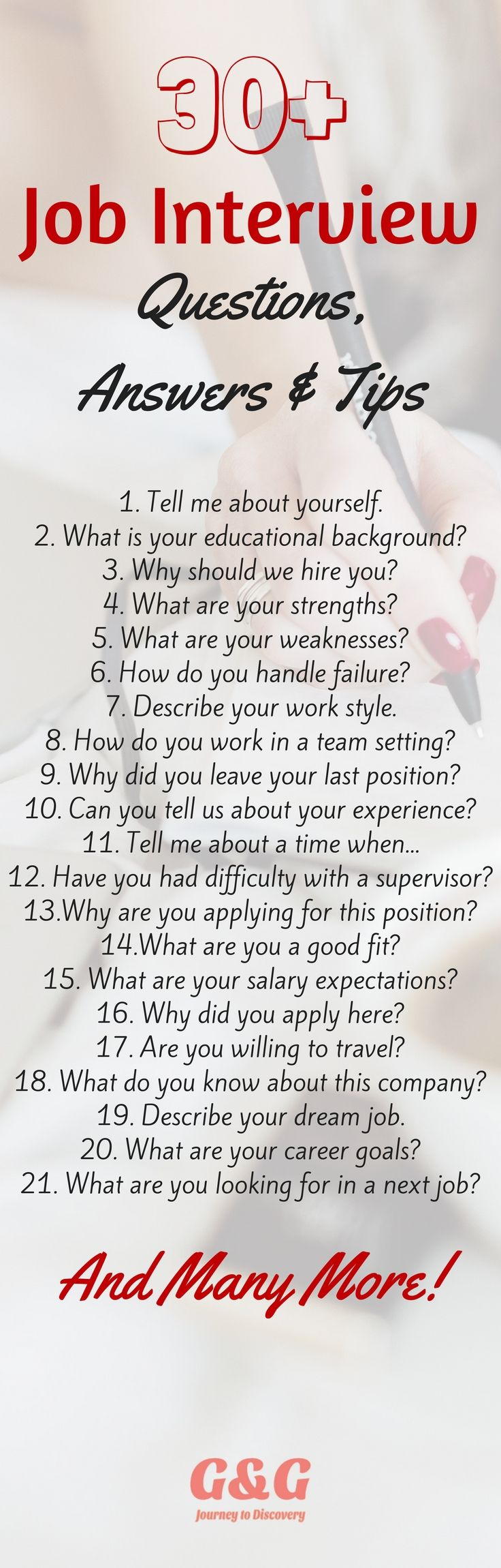 Job interview tips that will help you land your dream job