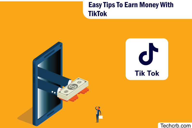 Easy Tips To Earn Money With Tiktok You Will Get Here Earn Money With Tiktok Best Tips Basically Provide A Small A Earn Money Earnings Earn Money From Home