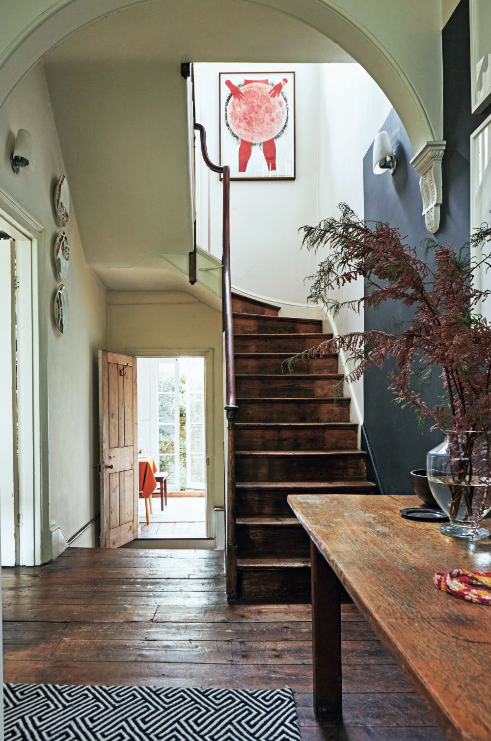 Stylish timeless British interiors from the Perfect English Townhouse book